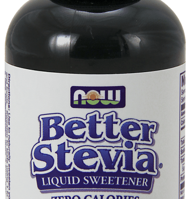 BETTER STEVIA COCONUT LIQUID 2 OZ