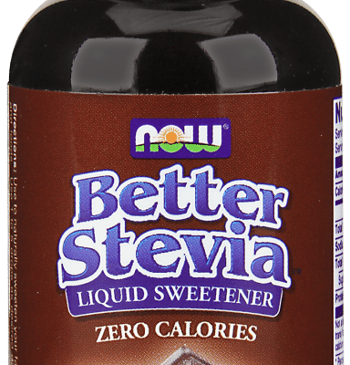 BETTER STEVIA DARK CHOCOLATE LIQ 2 OZ