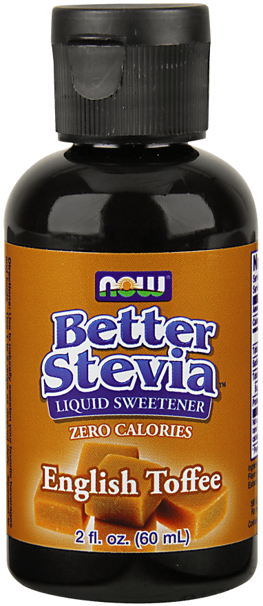BETTER STEVIA ENGLISH TOFFEE LIQ 2 OZ