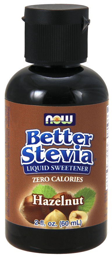 BETTER STEVIA HAZELNUT LIQ 2 OZ