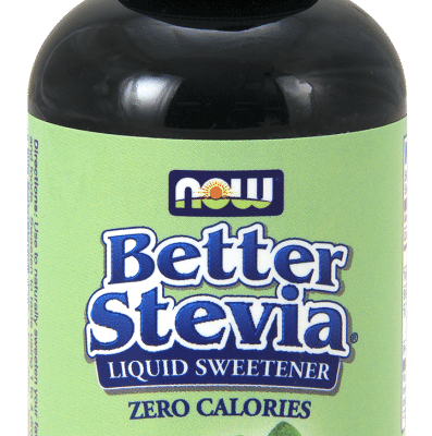 BETTER STEVIA ORGANIC LIQUID 2 OZ