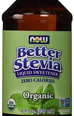BETTER STEVIA ORGANIC LIQUID 8 OZ