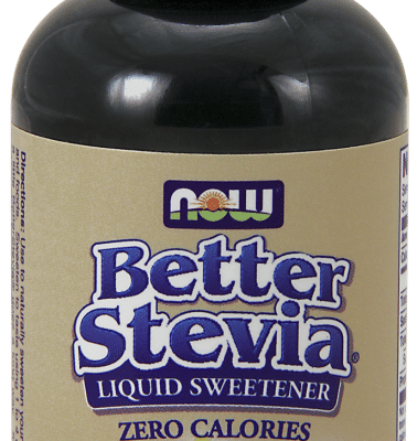 BETTER STEVIA VANILLA LIQUID 2 OZ