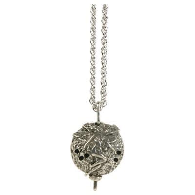 Celtic Cross Diffuser Necklace