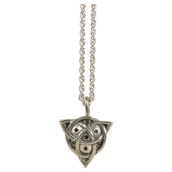 Celtic Diffuser Necklace