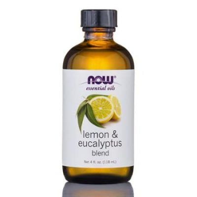 LEMON & EUCALYPTUS OIL BLEND  4 OZ