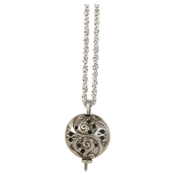 Oriental Dome Diffuser Necklace