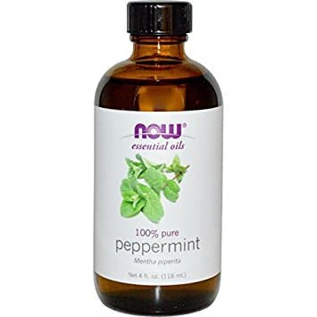PEPPERMINT OIL  4 OZ