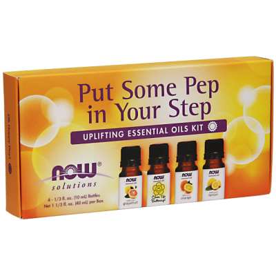 PUT SOME PEP IN YOUR STEP EO UPLIFTING KIT