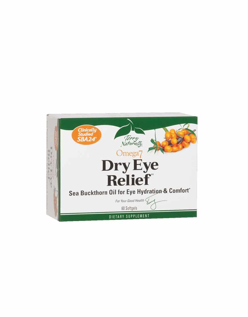 Omega 7 for dry eyes