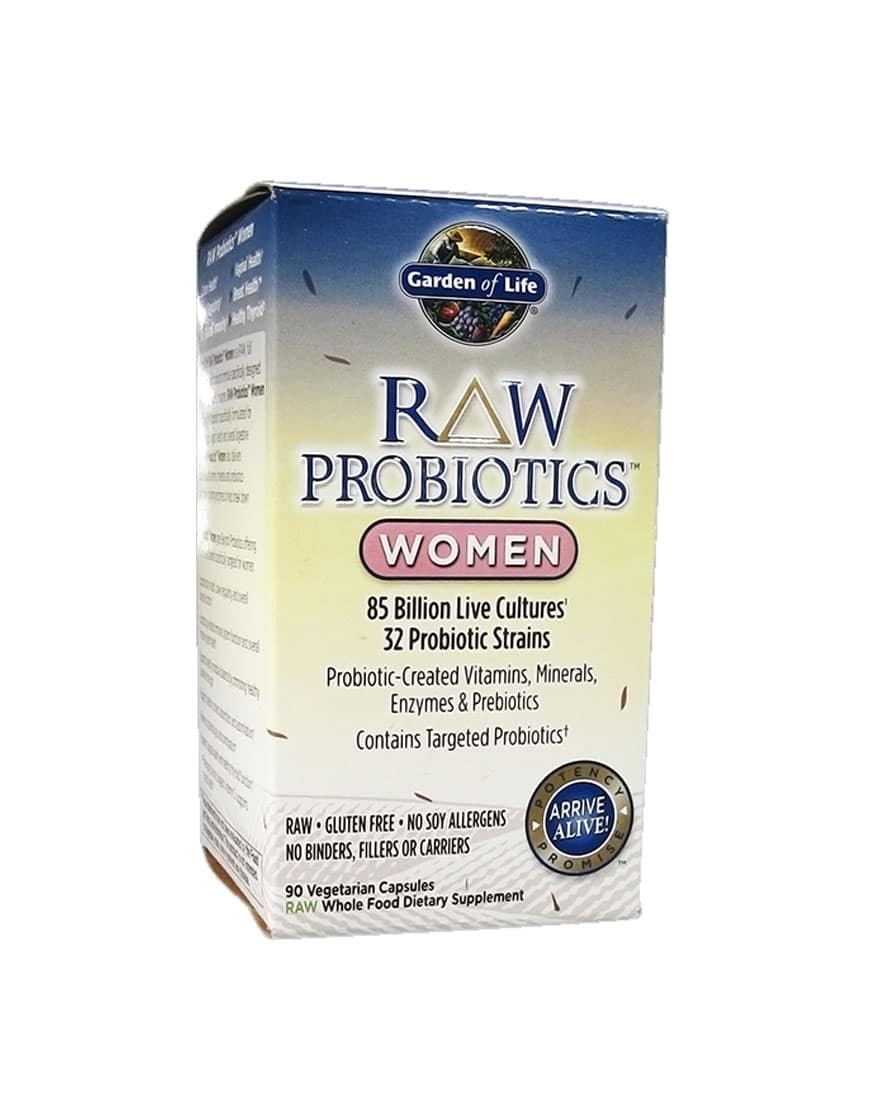 Garden Of Life Raw Probiotics Colon Care Ings Garden Ftempo