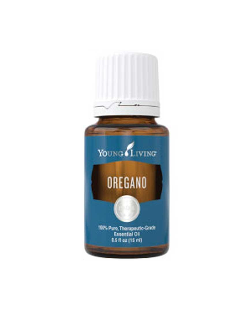 how to make oregano essential oil