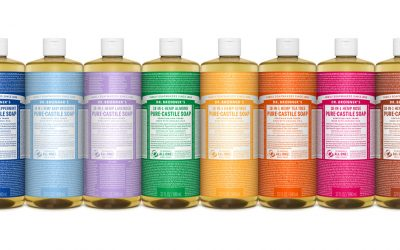 Ways to Use Dr. Bronner's Hemp Soap